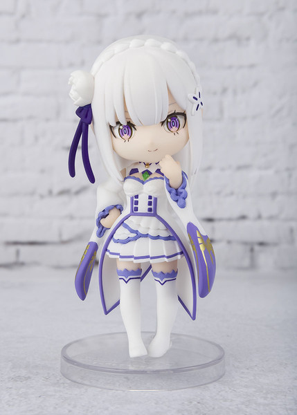 Emilia Re:ZERO Figuarts Mini Figure