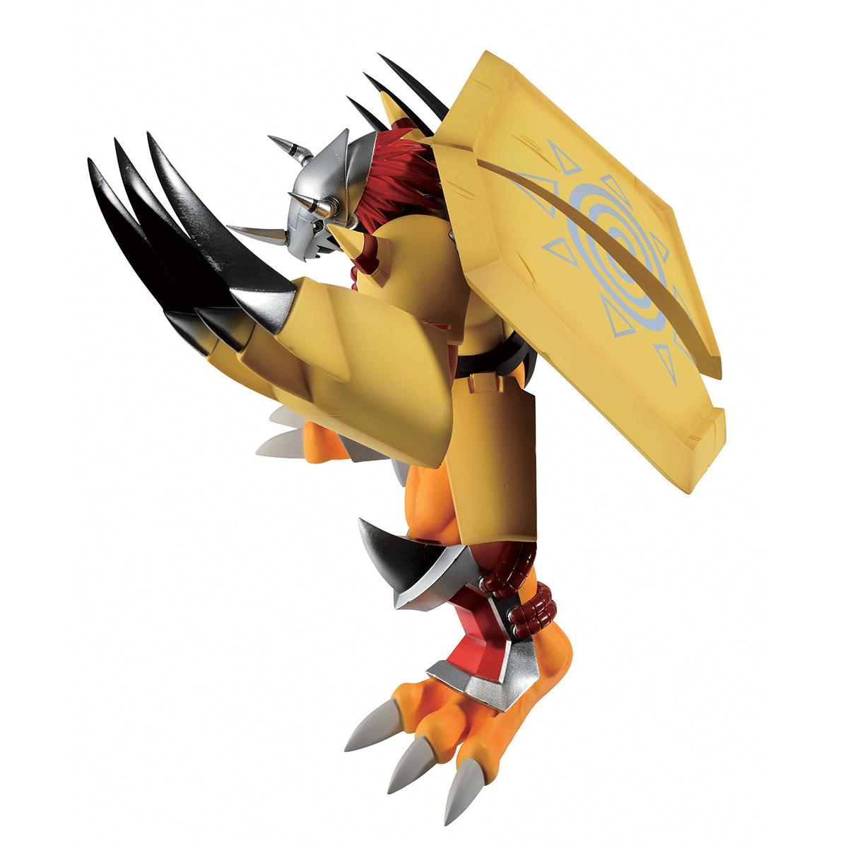 Wargreymon Digimon Adventure Ichibansho Figure