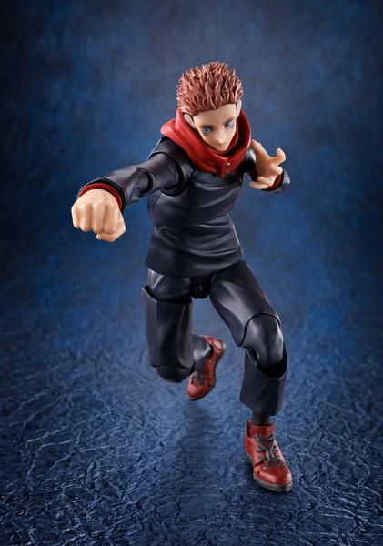 Yuji Itadori Jujutsu Kaisen SH Figuarts Figure