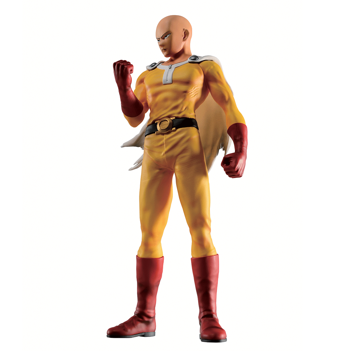Saitama Serious Face Ver One Punch Man Figure