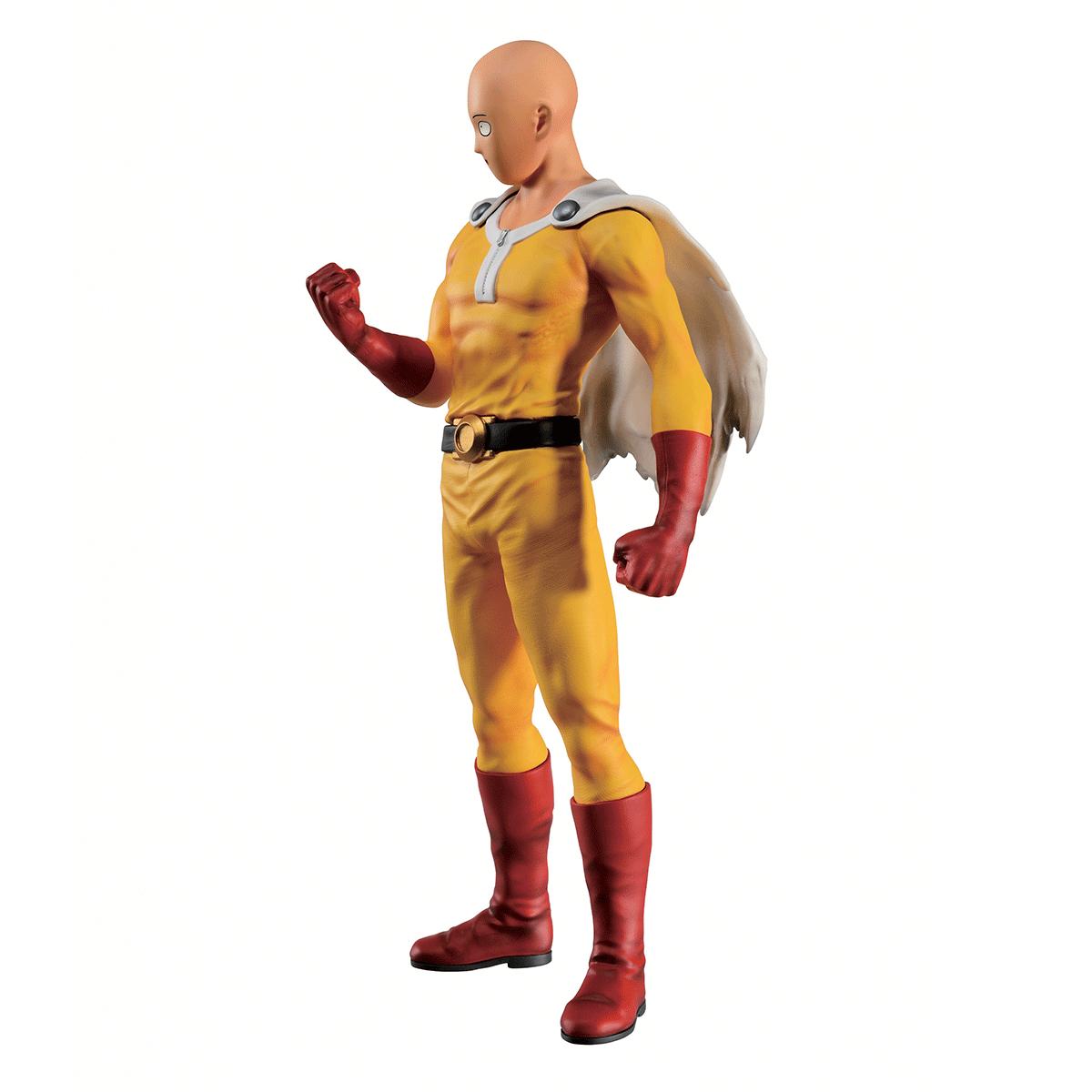 Saitama Normal Face Ver One Punch Man Figure