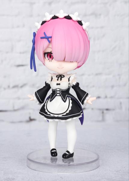 Ram Re:ZERO Figuarts Mini Figure