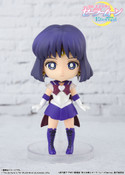 Super Sailor Saturn Pretty Guardian Sailor Moon Eternal Figuarts Mini Figure
