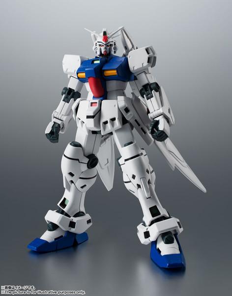 RX-78GP03S Gundam GP03S Ver Mobile Suit Gundam 0083 Stardust Memory Figure