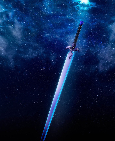 The Night Sky Sword Alicization War of Underworld Sword Art Online Proplica
