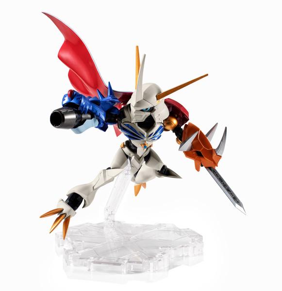 Omegamon Special Color Ver Digimon Adventure Children's War Game Nxedge Style Figure