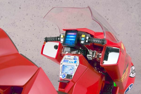 Kaneda's Bike Project BM! Revival Ver Akira Figure