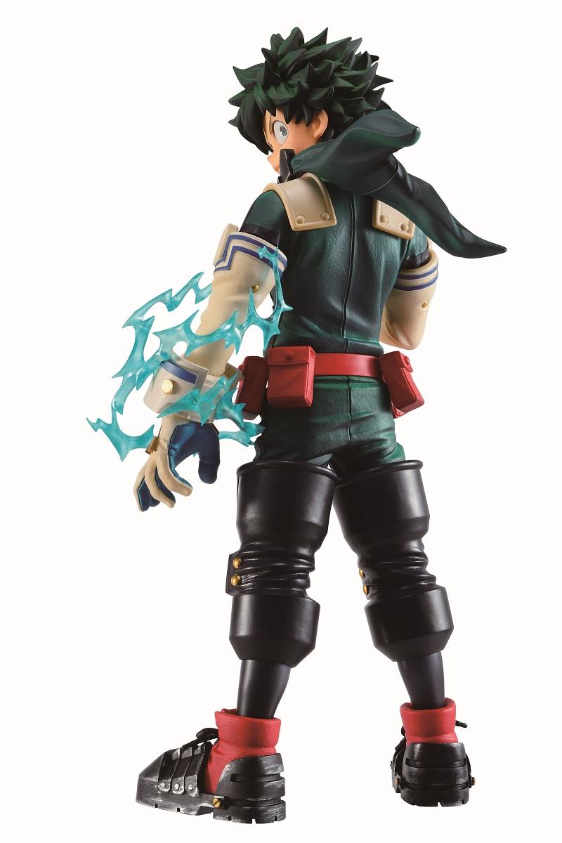 Izuku Midoriya Powered Up Ver My Hero Academia Ichiban Figure