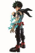 Izuku Midoriya Powered Up Ver My Hero Academia Ichiban Figure
