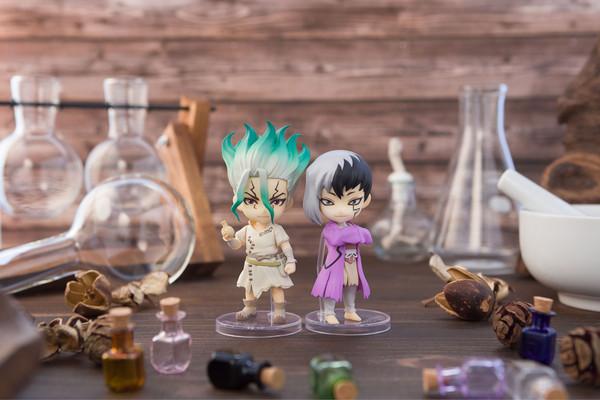 Gen Asagiri Dr. STONE Figuarts Mini Figure