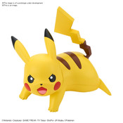 Pikachu Battle Pose Ver Pokemon Model Kit
