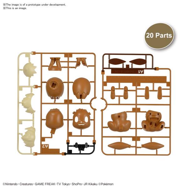 Eevee Pokemon Model Kit