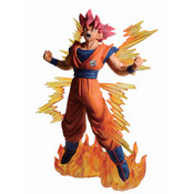 Super Saiyan God Goku Dragon Ball Super Ichiban Figure