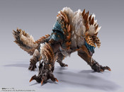 Zinogre Monster Hunter SH Monsterarts Figure
