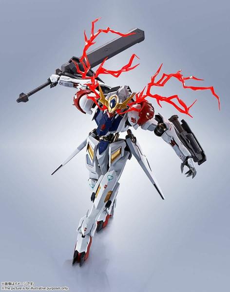 Gundam Barbatos Lupus Mobile Suit Gundam Iron-Blooded Orphans Figure