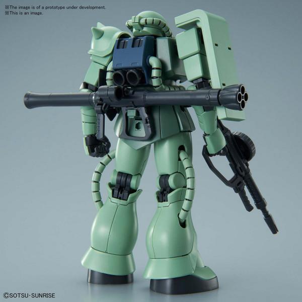 MS-06 Zaku II Mobile Suit Gundam HG 1/144 Model Kit