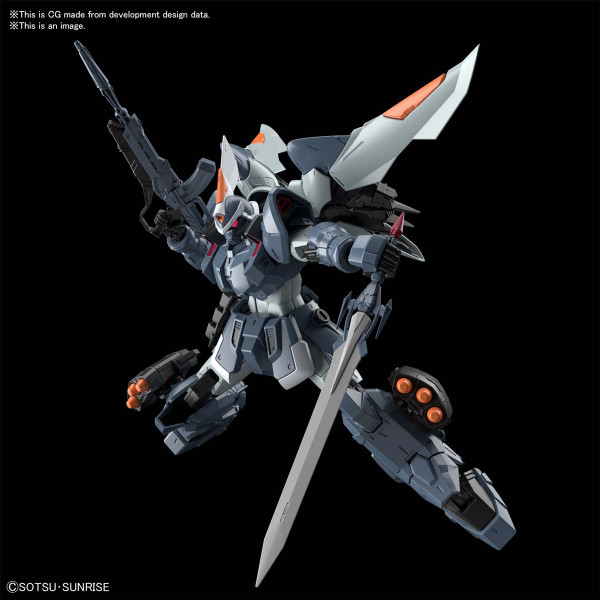 Mobile GINN Gundam SEED MG 1/100 Model Kit