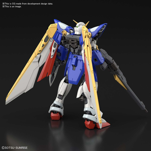 XXXG-01W Gundam Wing RG Model Kit