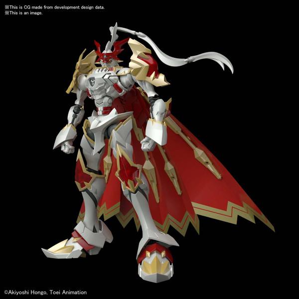 Dukemon / Gallantmon Amplified Ver Digimon Model Kit