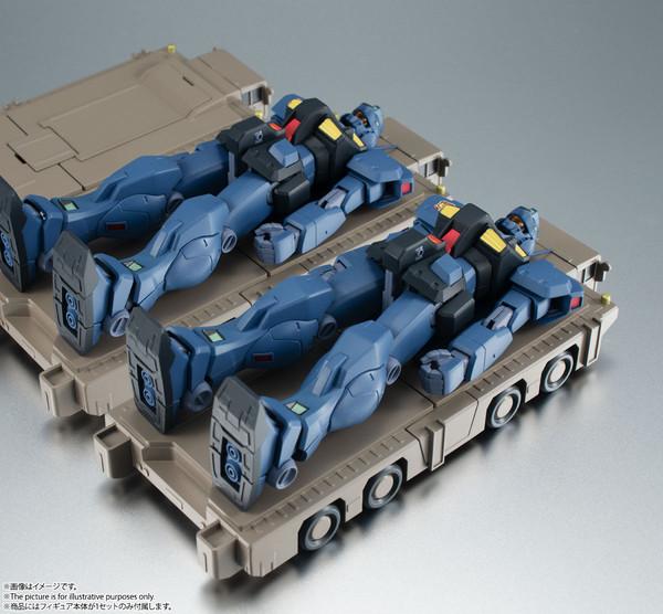 RGM-79Q GM Quel Ver Mobile Suit Gundam 0083 Stardust Memory Figure