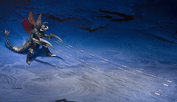 GIGAN 2004 Great Decisive Battle Ver Godzilla Final Wars SH Monsterarts Figure