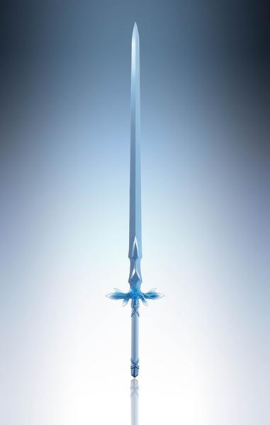 The Blue Rose Sword Alicization War of Underworld Sword Art Online Proplica