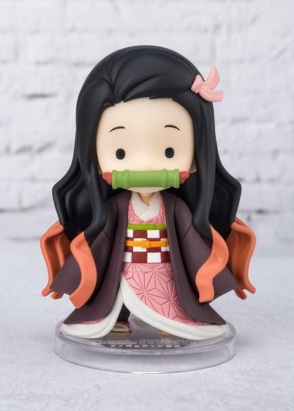 Little Nezuko Demon Slayer Figuarts Mini Figure
