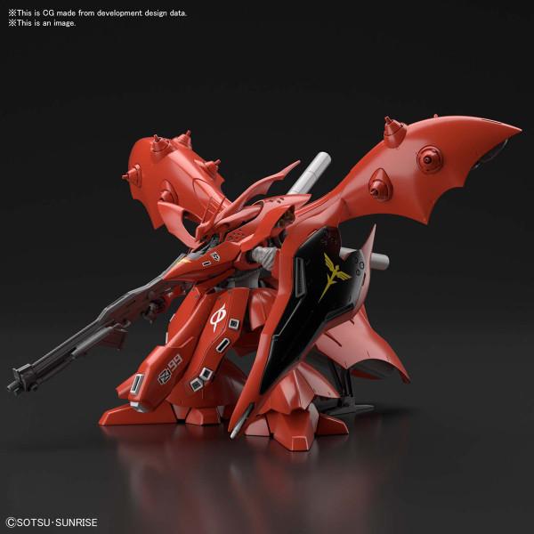 MSN-04II Nightingale Mobile Suit Gundam Chars Counter Attack Beltorchikas Children 1/144 Model Kit