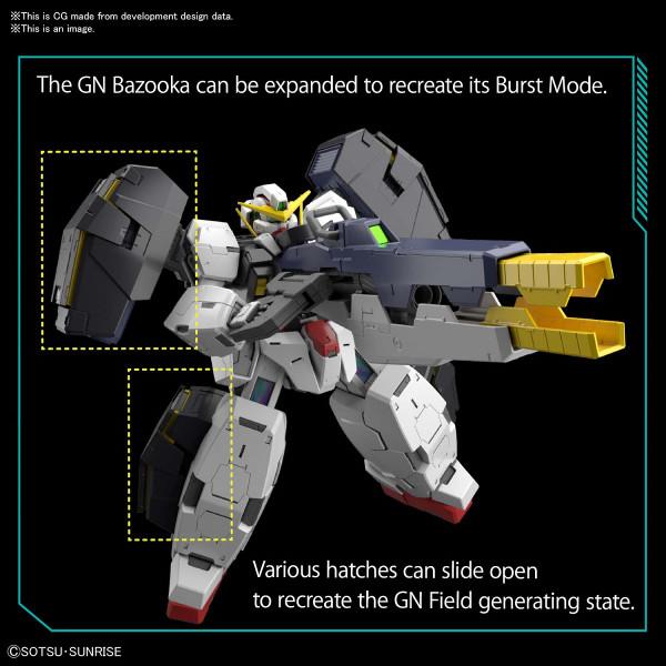 Gundam Virtue Mobile Suit Gundam 00 MG 1/100 Model Kit