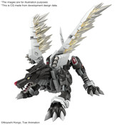 Metal Garurumon Amplified Ver Digimon Model Kit