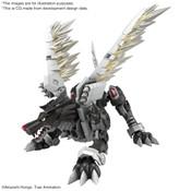 Metal Garurumon Amplified Ver Digimon Model Kit