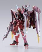 Justice Gundam Mobile Suit Gundam Seed Metal Build Figure