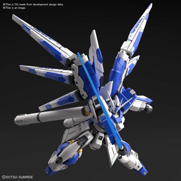 RX-93-ν2 Hi-Nu Gundam Mobile Suit Gundam Chars Counterattack Beltorchika's Children Model Kit