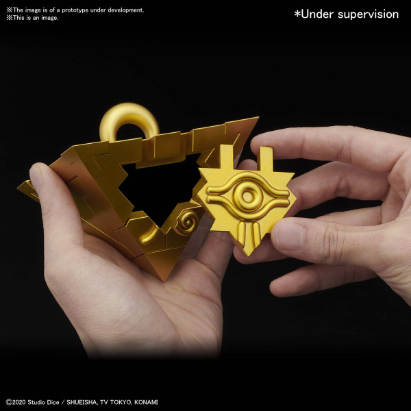 Millennium Puzzle Yu-Gi-Oh! Ultimagear Model Kit