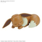 Eevee Sleeping Pose Ver Pokemon Model Kit