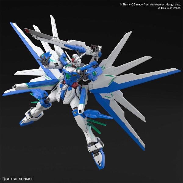 Gundam Helios HG 1/144 Gundam Breaker Battlogue Model Kit