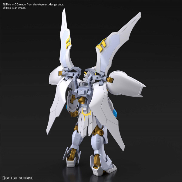 Gundam Livelance Heaven HG 1/144 Gundam Breaker Battlogue Model Kit