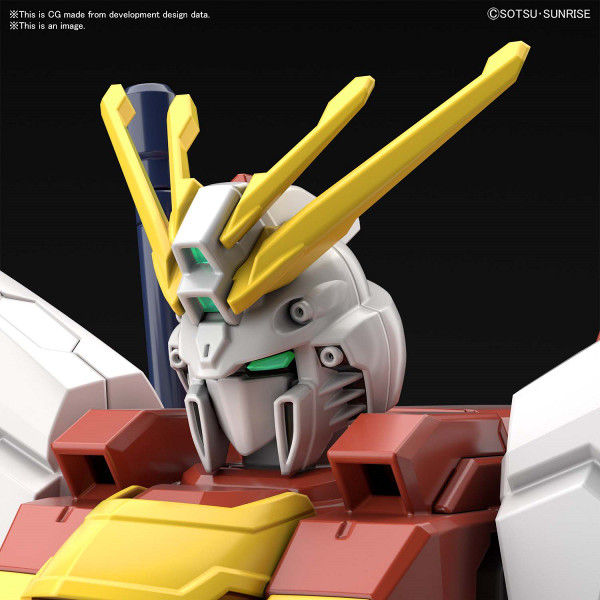 Blazing Gundam HG 1/144 Gundam Breaker Battlogue Model Kit