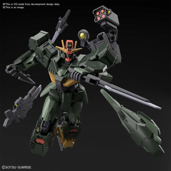 Gundam 00 Command QAN[T] HG 1/144 Gundam Breaker Battlogue Model Kit