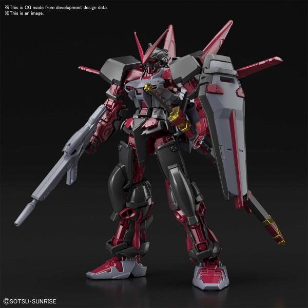 Gundam Astray Red Frame Inversion HG 1/144 Gundam Breaker Battlogue Model Kit