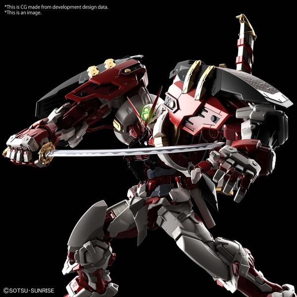 Gundam Astray Red Frame Powered Red Mobile Suit Gundam SEED Astray 1/100 Hi-RESOLUTION Model Kit