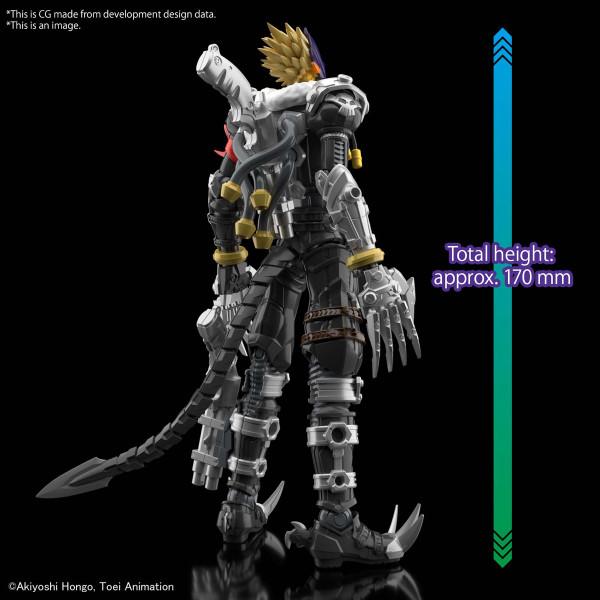 Beelzemon Amplified Ver Digimon Model Kit