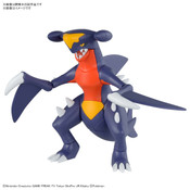 Garchomp Pokemon Model Kit