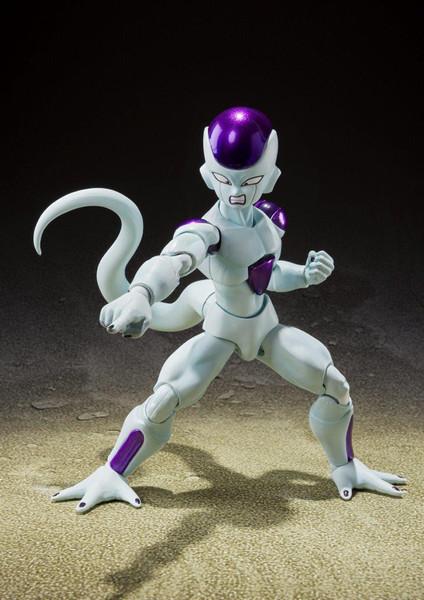 Frieza Fourth Form Ver Dragon Ball Z SH Figuarts Figure