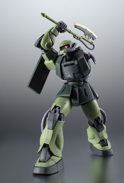 MS-06JC Zaku II Type JC Ver Mobile Suit Gundam The 08th MS Team Figure