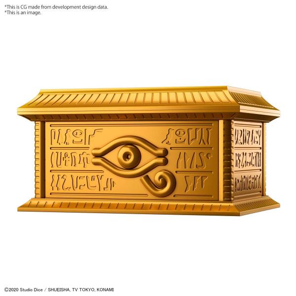 Ultimagear Millennium Puzzle Gold Sarcophagus Yu-Gi-Oh! Replica