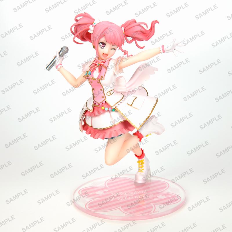 Aya Maruyama Pastel Palletes Ver BanG Dream! Figure