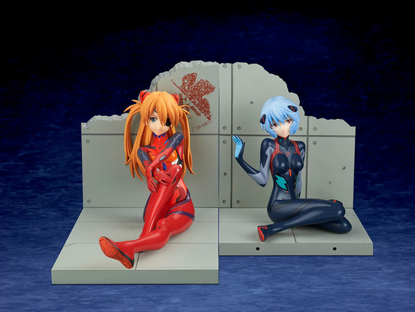 Asuka Shikinami Langley Plugsuit Ver New Movie Edition Evangelion 3.0 + 1.0 Thrice Upon a Time Figure