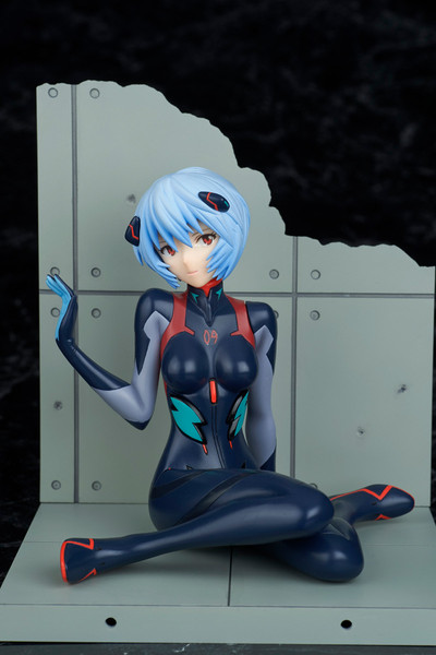 Rei Ayanami Plugsuit Ver New Movie Edition Evangelion 3.0 + 1.0 Thrice Upon a Time Figure