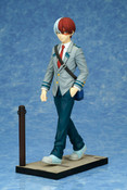 Shoto Todoroki School Uniform Ver My Hero Academia Figure